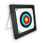 Archery Foam Target with Base and Aluminium Stand - Anglo Arms