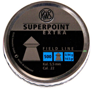superpoint extra pellets