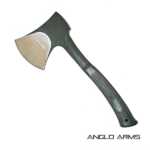 11.4 inch Axe with Rubber Handle and ABS Sheath